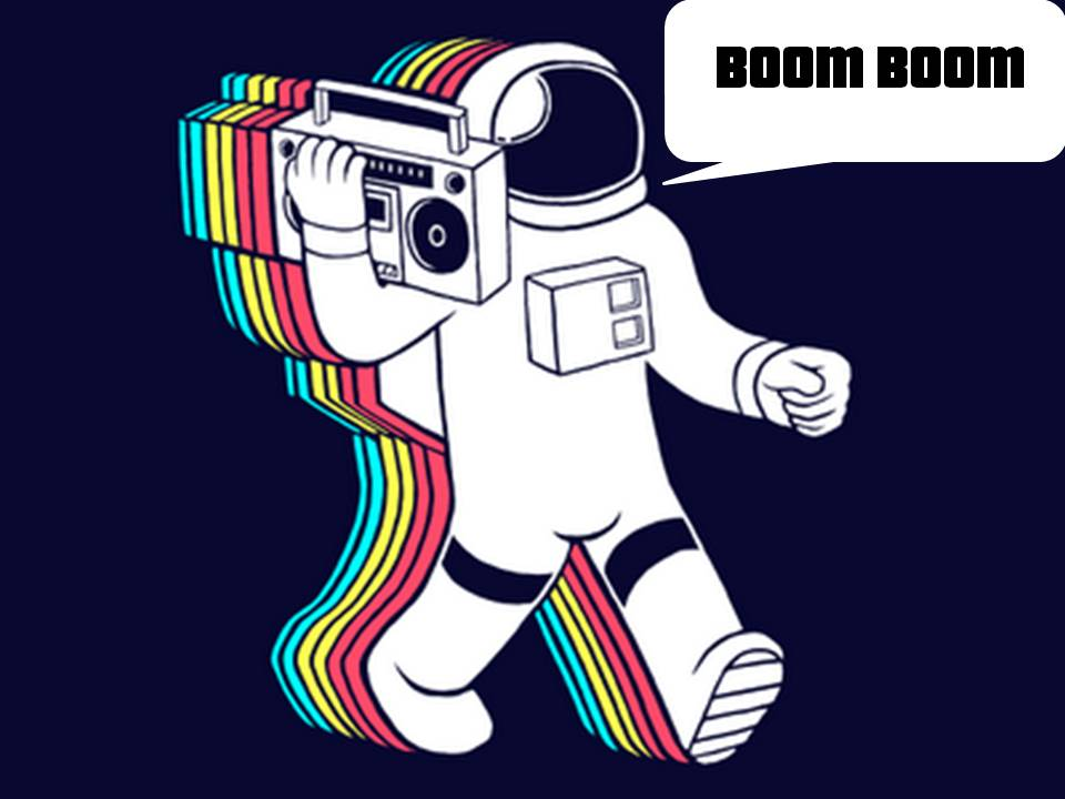 [BOOM BOOM] Productions: SPACEMAN STEW