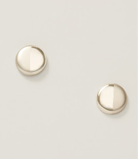 LOFT Matte & Shine Stud Earrings $6 (reg $20)