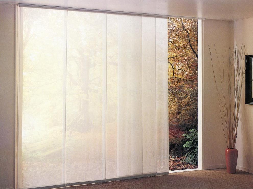 El origen de los paneles japoneses corticenter cortinas y estores on line - Cortinas y paneles japoneses ...