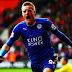 Jamie Vardy é eleito o jogador do ano pela imprensa inglesa