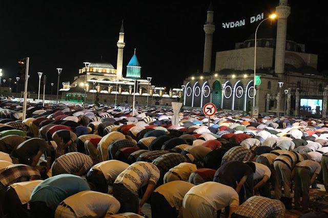 Lafadz Bacaan Niat Dan Doa Sholat Tahajud Dan Artinya