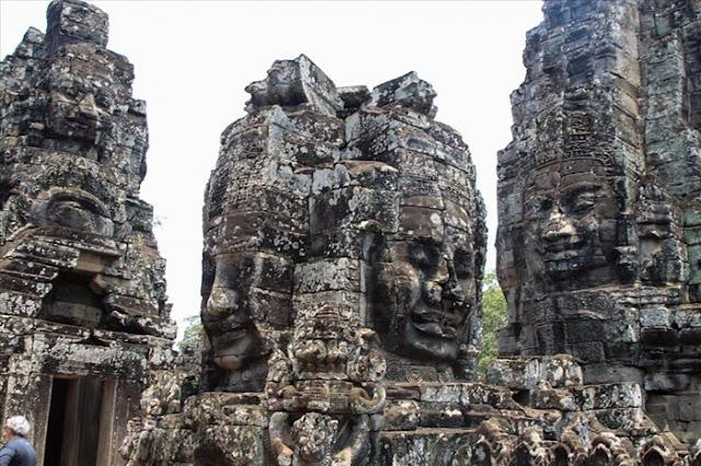 Khám phá đền Angkor - Di sản của thế giới