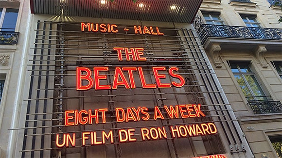 "<i>The Beatles<span class=""fine"">&nbsp;</span>: Eight Days a Week - The Touring Years</i> à l&#39;Olympia"