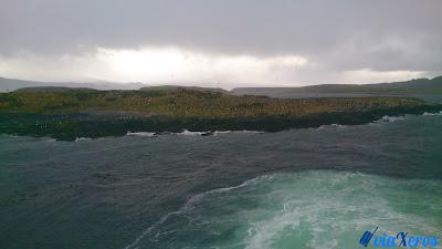 isla de los pájaros - canal Beagle