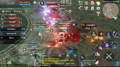Panduan Bermain Game Line Age 2 Revolution Untuk Free Player