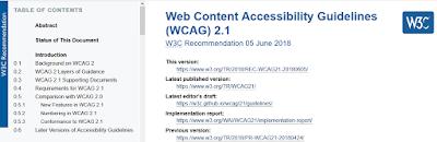 Pautas WCAG 2.1
