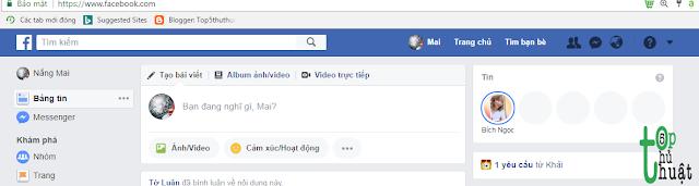 Bí kíp tìm lại status của bạn bè, của mình trên Facebook