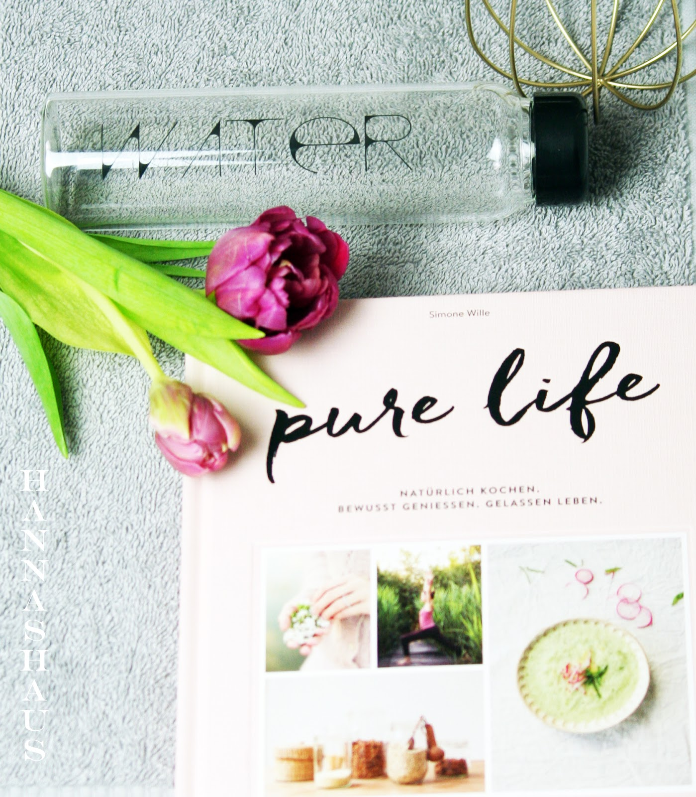 Pure Life Buch