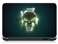VI Collections Neon Laptop Skin Cover
