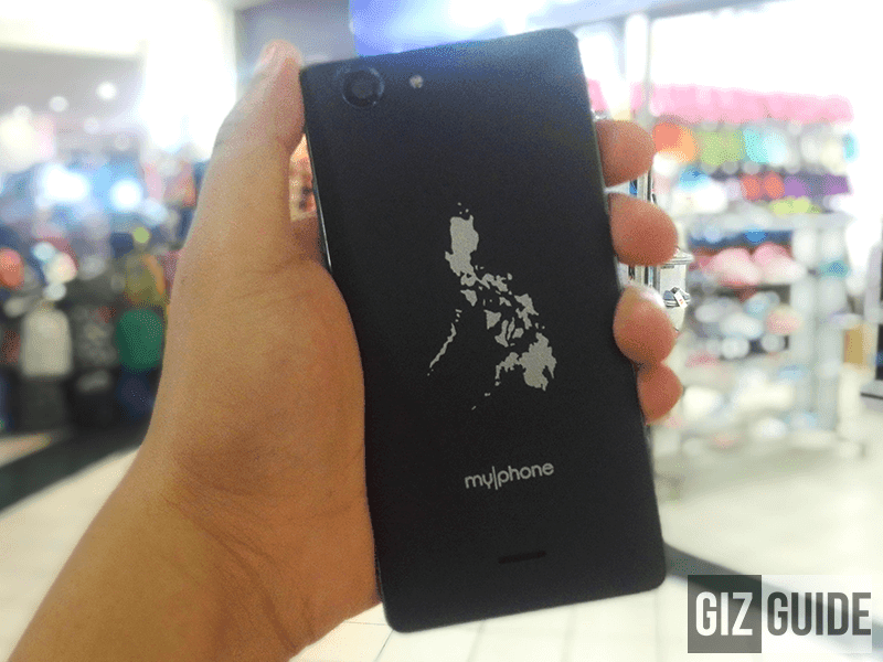 Confirmed! MyPhone My33 Now Available In Stores! 5 Inch, Octa Core With 2 GB RAM For 4999 Pesos!