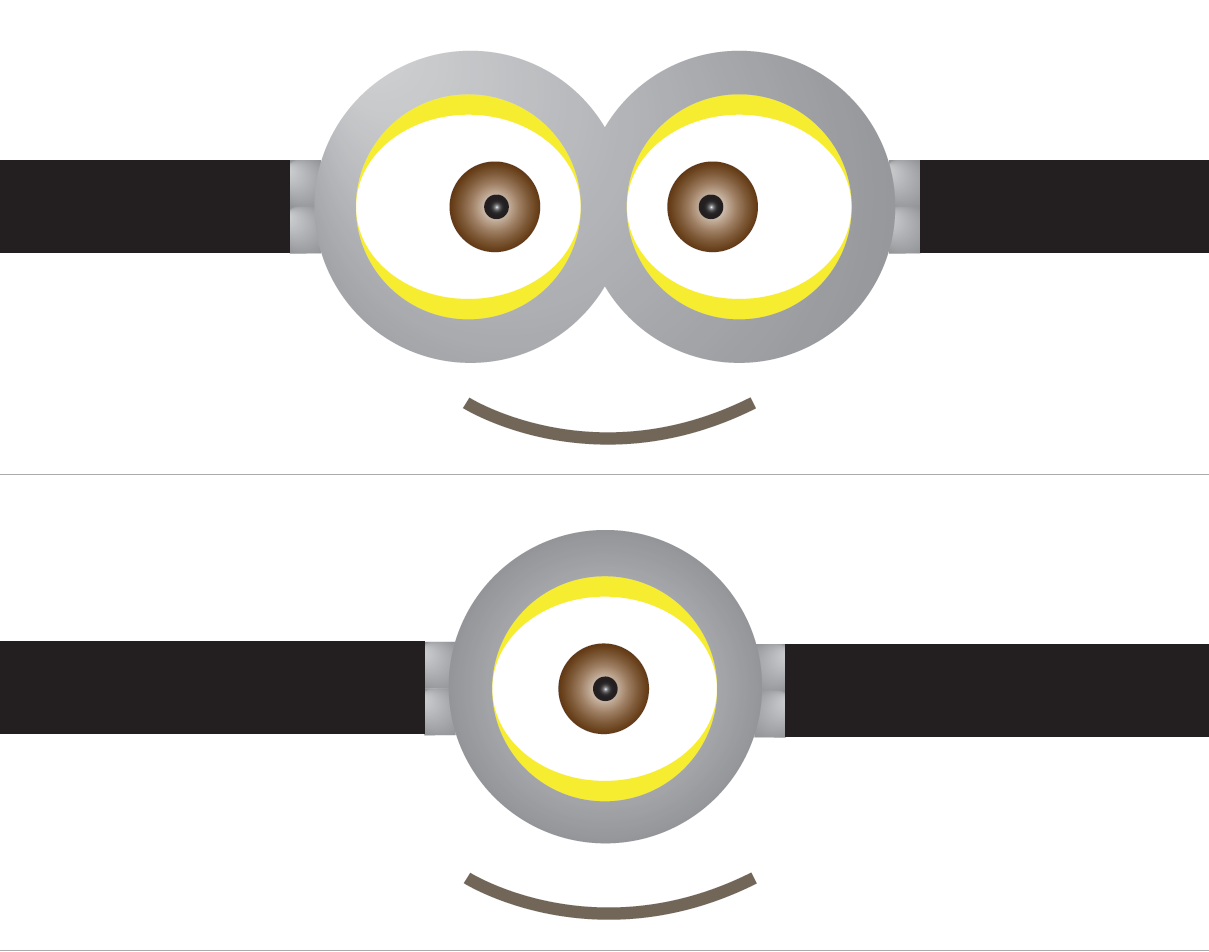 This is a graphic of Obsessed Minions Printable Eyes