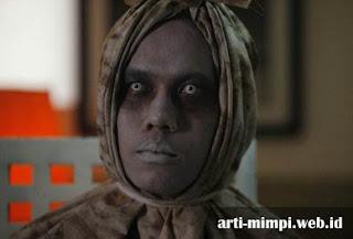 Arti Mimpi Melihat Hantu Pocong