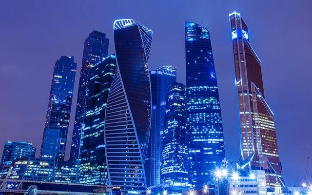 город Москва Сити