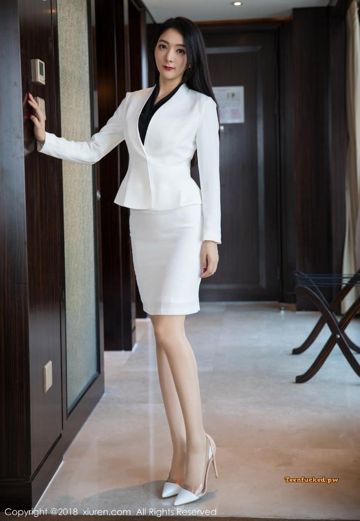 XIUREN No.1209 Xiao Reba Angela MrCong.com 005 wm - XIUREN No.1209: Người mẫu Xiao Reba (Angela小热巴) (52 ảnh)