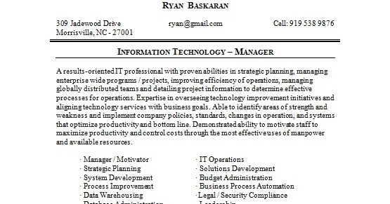 Job Manager Description Security Technology Information