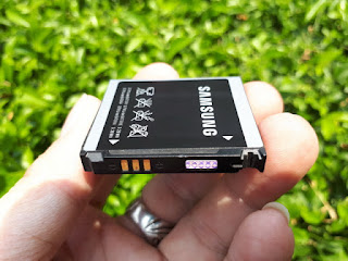 Baterai Hape Samsung AB533640CU Samsung SGH-G600 S3600 880mAh