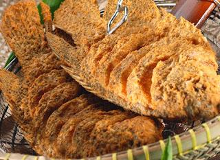 Resep ikan goreng bumbu rica