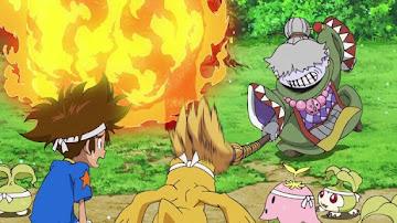 Digimon Adventure (2020) Episode 55