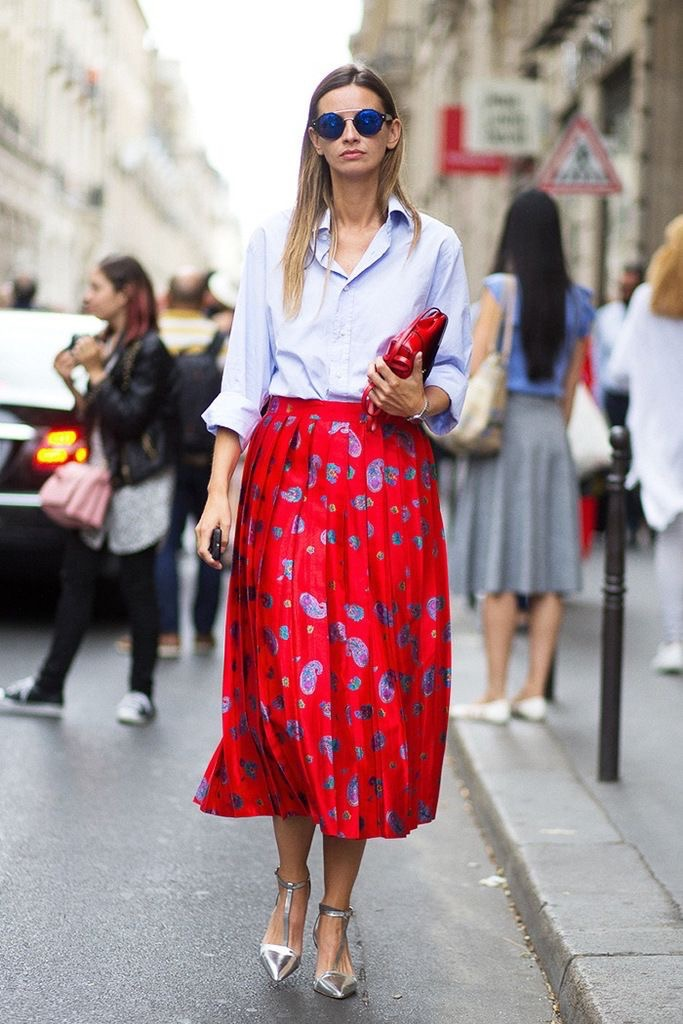 Street Style The Best Street Style From Fashion Week
