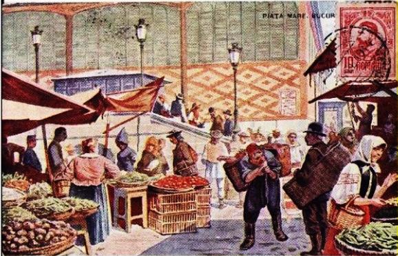 Piata Mare din Bucuresti