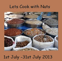 Lets Cook with Nuts
