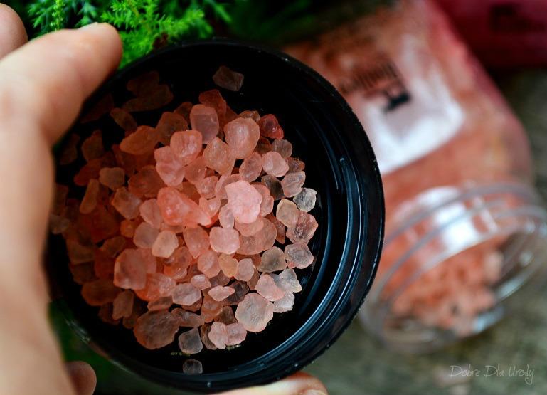 Sole do kąpieli BioOleo Cosmetics - sól Skarby Maroka
