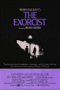 Poster de El exorcista