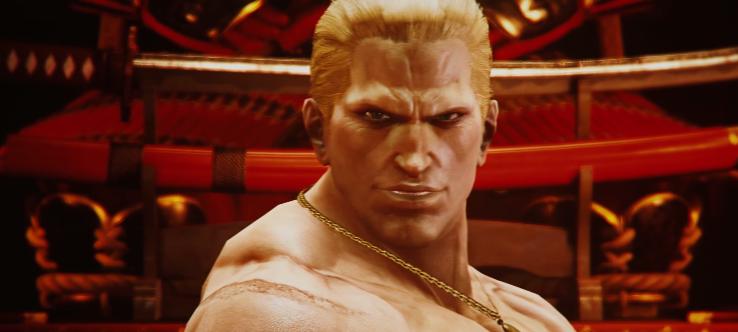 Tekken 7 anuncia para navidades la llegada de Geese Howard