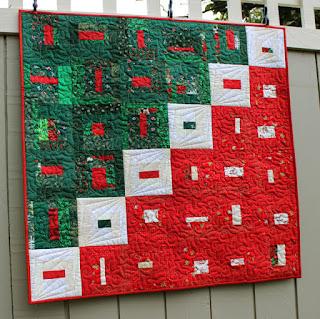 Christmas-Scrap-Improv-Quilt