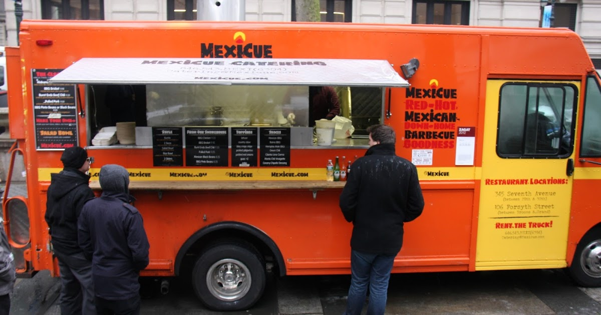 History Of Food Trucks In Nyc