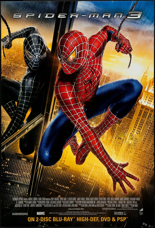 Spider Man 3 2007 Movie Download Free Hd Movies Download