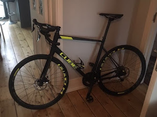 Stolen Bicycle - Cube Attain Race Disc