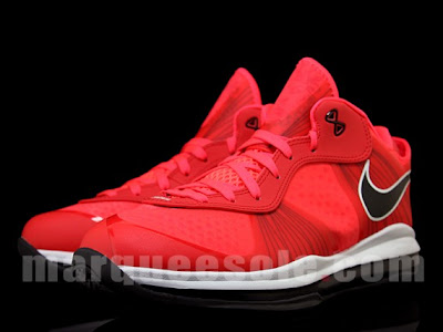 uk availability b6836 be660 Here is a 1st look at the Nike LeBron 8 V 2 Low Sneaker in Bright Mango. I  like these bright colors,perfect for the summer.Peep a ton of photos after  the ...