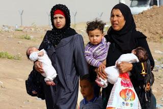 wanita irak