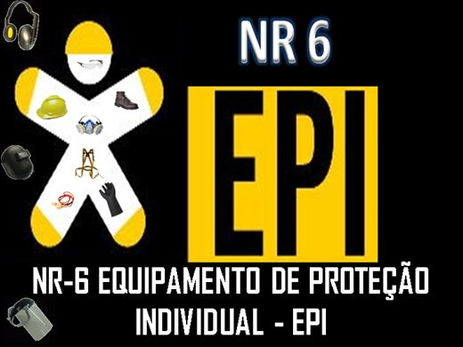9a423237cd530 Team Phoenix  NR 06  Equipamentos de Proteção Individual (EPI)