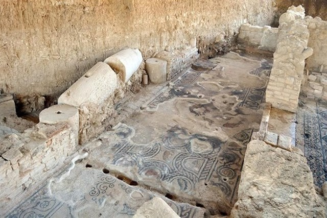 Excavations begin in Granada's Salar to recover Roman mosaics