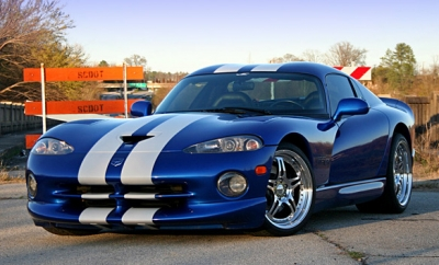 The Fastest Muscle Car 1997 Dodge Viper Gts Coupe Worth 69 300 On Sticker