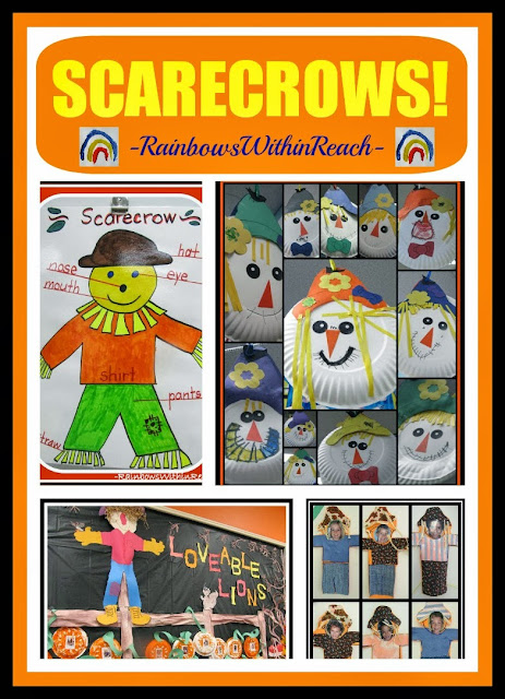 Scarecrow Projects in Early Education via RainbowsWithinReach