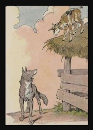 dongeng anak kambing dan serigala