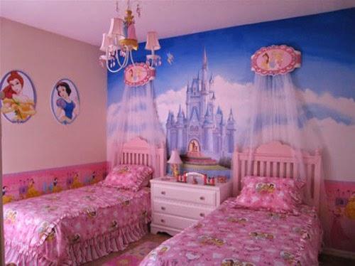 80 contoh desain kamar tidur anak perempuan minimalis yang