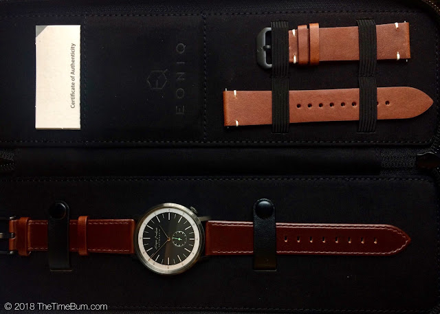 Eoniq Alster custom automatic full kit