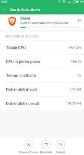 Dettagli App Android