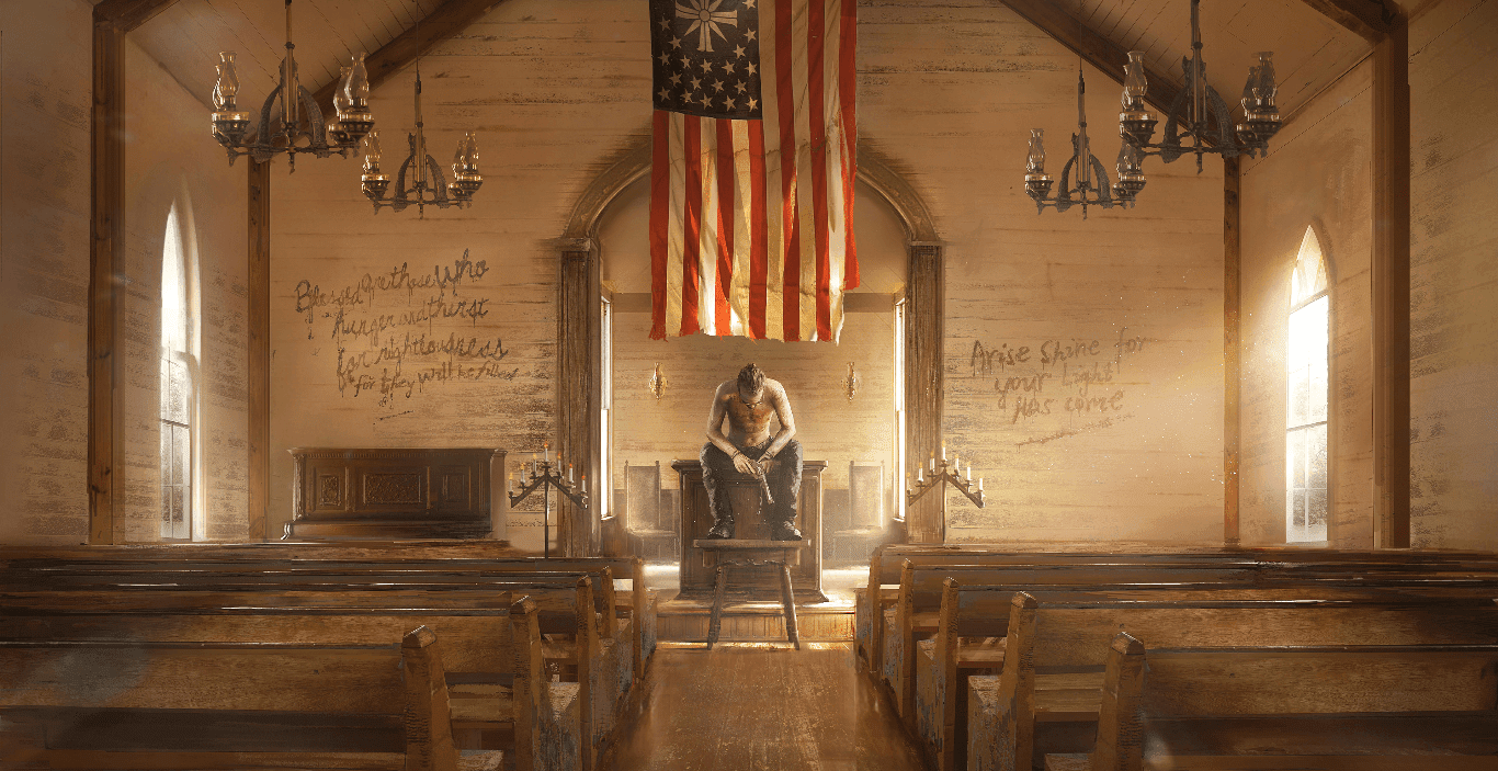 Far Cry 5 - Church [Wallpaper Engine Free]