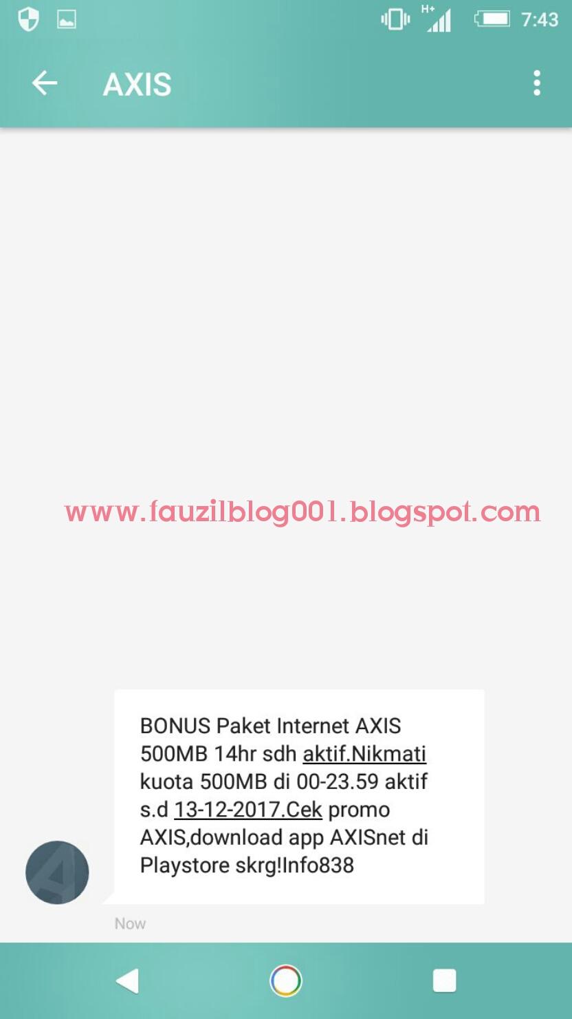 Cara Upgrade 4g Kartu Axis Fauzil Blog 001 Perdana 3g Ke Selamat Mencoba