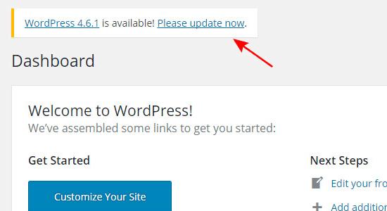 Cara Update Manual Wordpress Lewat FTP