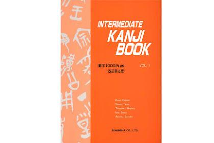 Intermediate Kanji Book Vol. 1