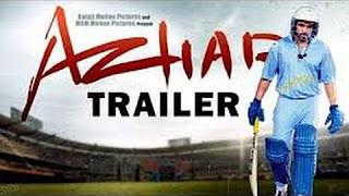 Azhar _ Official Trailer_ Emraan Hashmi, Nargis Fakhri, Prachi Desai, Lara Dutta, Gautam Gulati