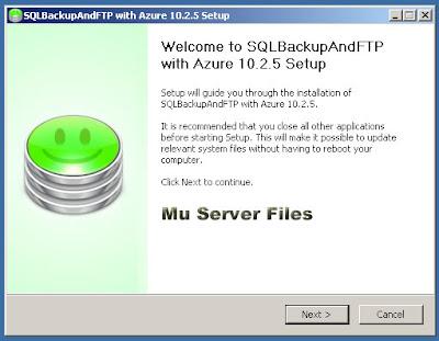 SQLBackupAndFTP