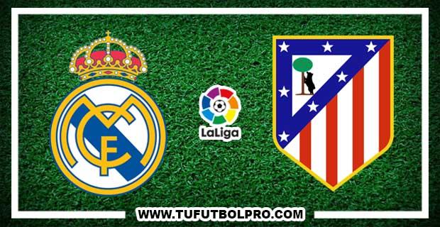 Ver Real Madrid vs Atlético Madrid EN VIVO Por Internet Hoy 8 de Abril 2017
