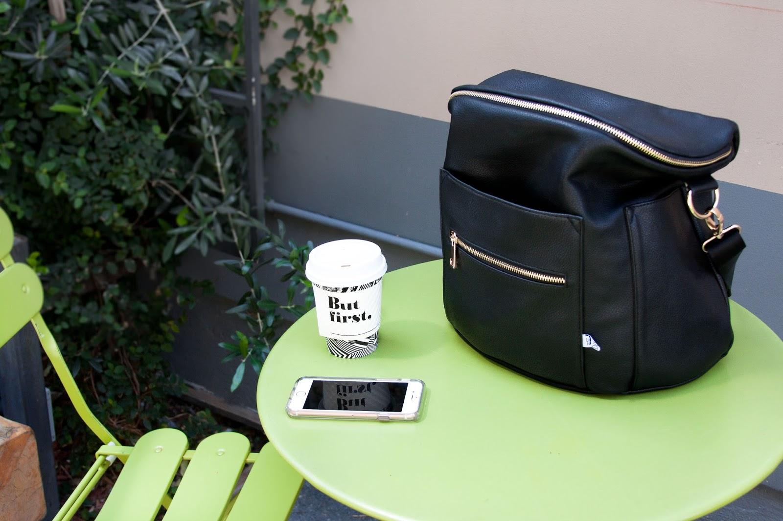 Take a Fawn Design Bag everywhere you go!